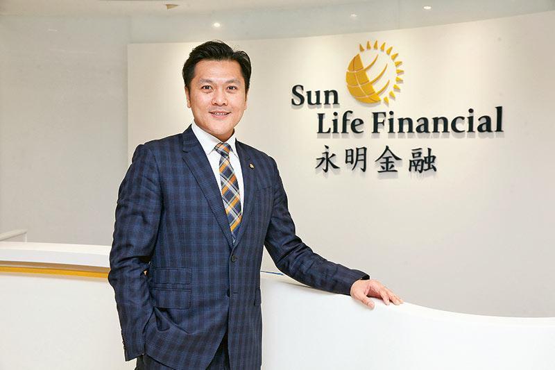 永明金融首席營業總監周家敏(Jason)