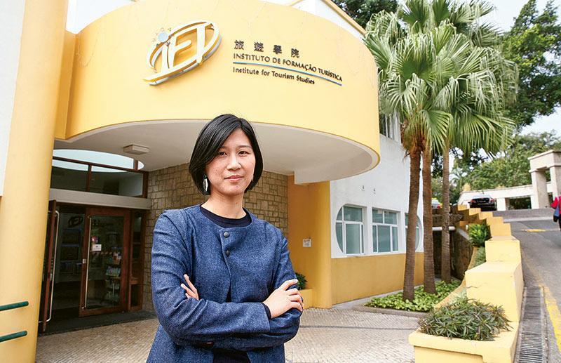 澳門旅遊學院副教授兼酒店管理、旅遊會展及節目管理課程主任呂劍英博士