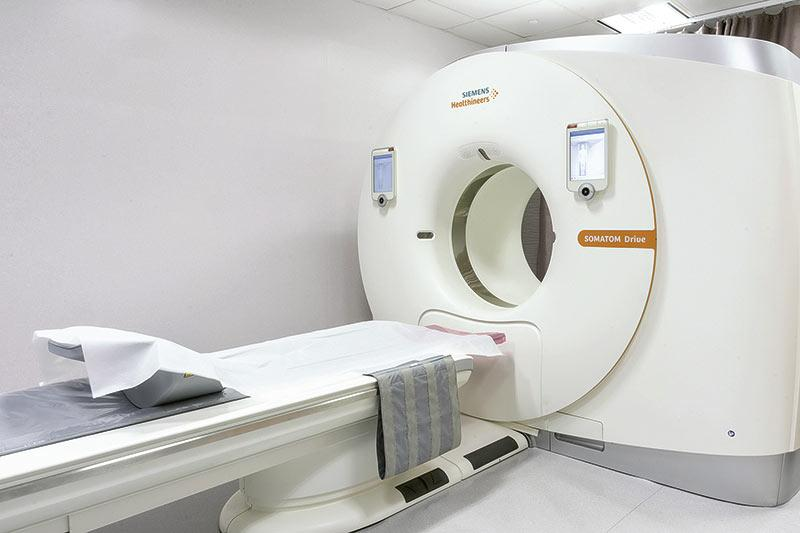 UMH旗下的醫療機構,均配備多款高端嶄新的醫療儀器。
