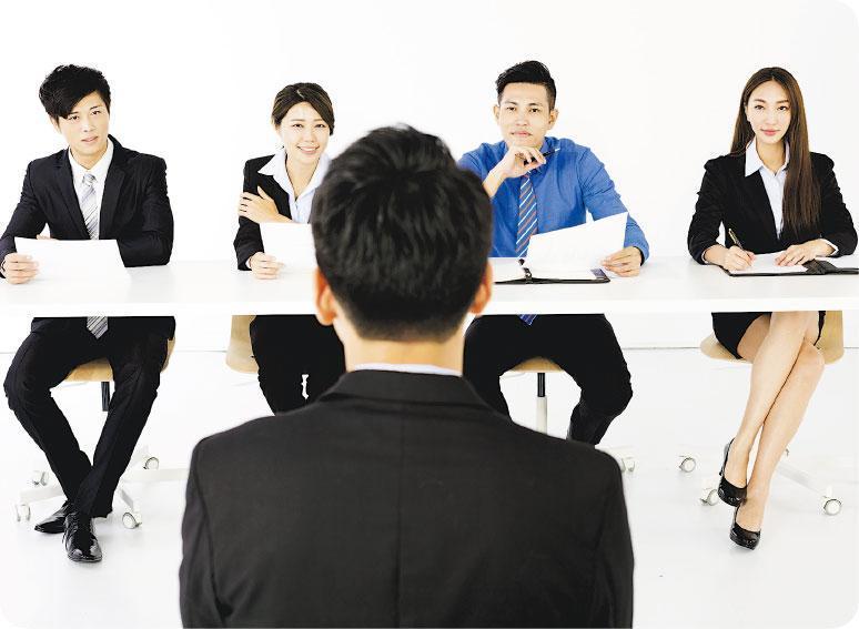 看重軟技能——除了強調工作經驗、相關技能,今天企業聘請人才,亦看重對方是否認同及符合企業文化。(Tomwang112@iStockphoto)