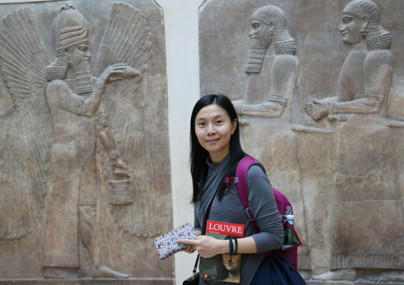 香港中文大學文學院文化管理文學士課程助理教授黎婉欣