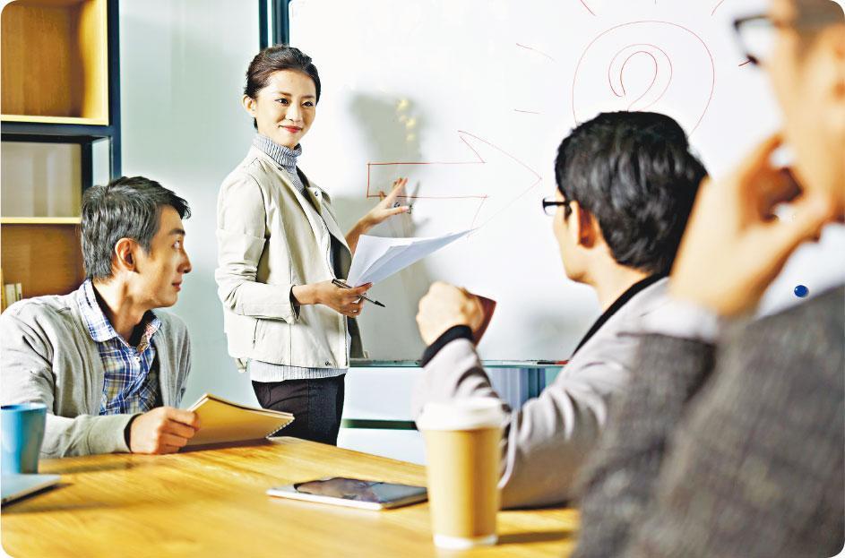 善於溝通協商 女性抬頭展優勢 打破IT界「男性限定」