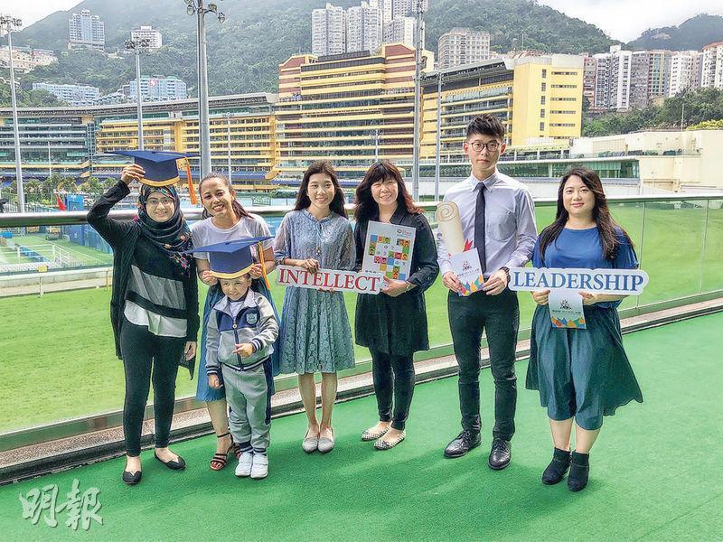 幼園視覺提示角色扮演 助非華語生學中文