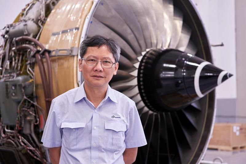 香港航空發動機維修服務有限公司 (HAESL) 技術培訓經理王永坤