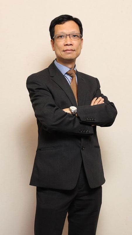 香港恒生大學電子計算系系主任潘忠强教授