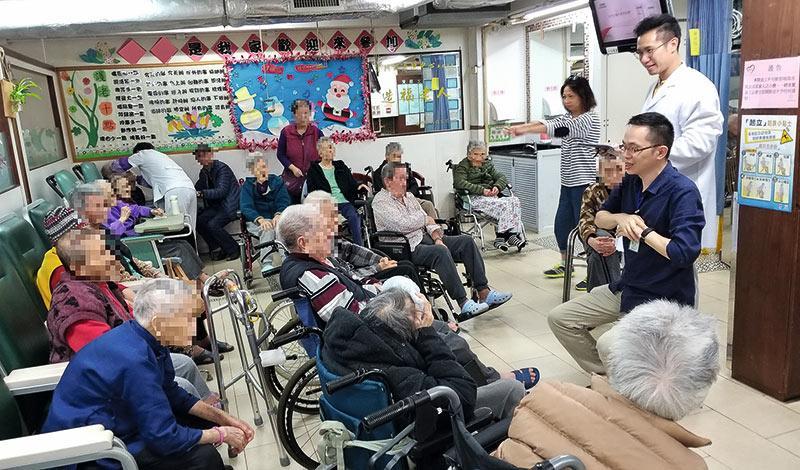 社區復康服務需求持續 「麥堅時」成立17載增人手 拓展到戶醫護服務