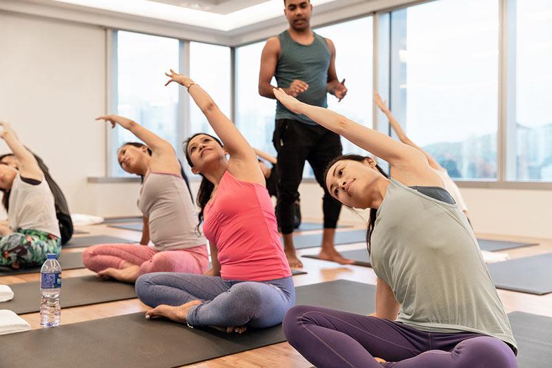 健體行業發展潛力大 PURE打造多元至fit工作空間