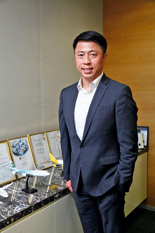 CPSL工程主管陳耀揚(Kenneth)