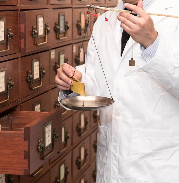 中藥配劑課程分為三個階段,讓學員可由淺入深掌握中藥配劑的基本知識和應用。(JUMP圖片)