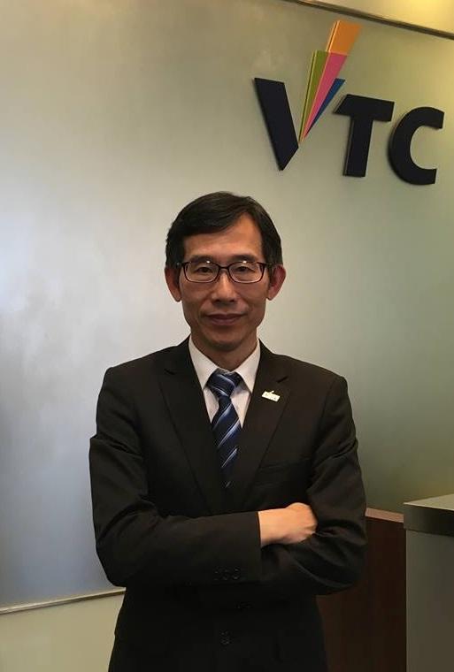 職業訓練局副學術總監(工程)劉志強博士工程師