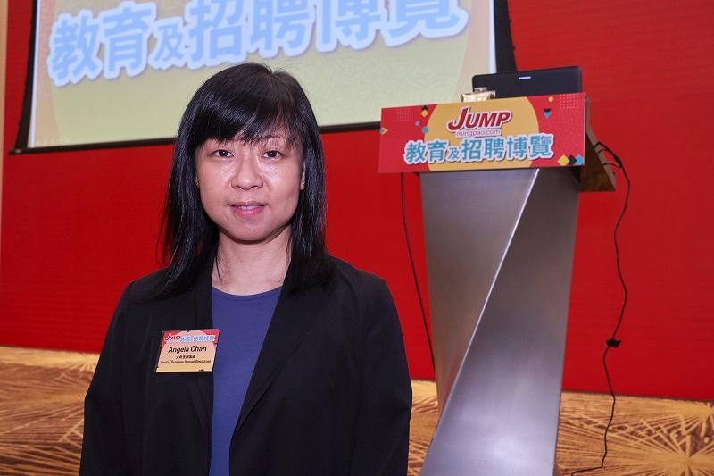 大新銀行 Head of Business Human Resources, Human Resources Division 陳玉珊