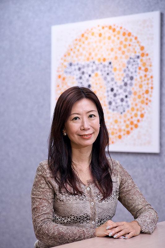 廖晴琳(Laurie), Now TV電話營銷中心高級營銷經理