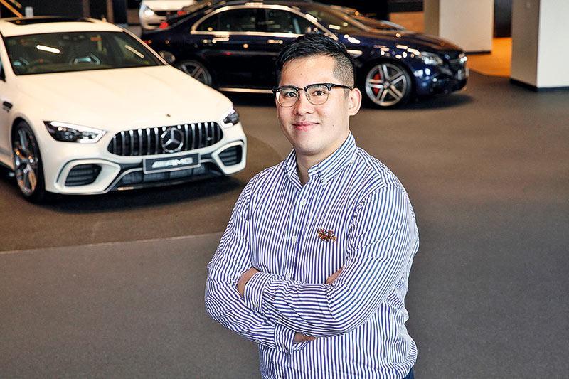 楊國隆(Leo) 商用汽車零件部副經理