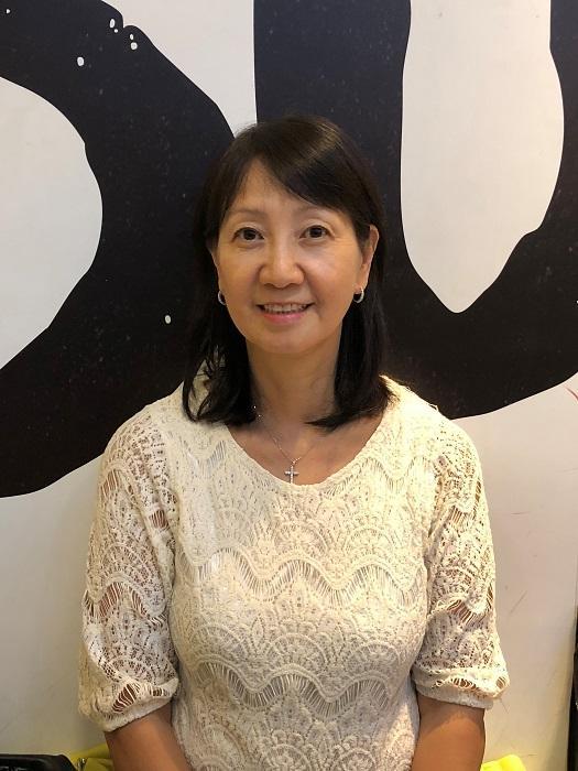 香港專業進修學校導師林賽玉 (Loretta)