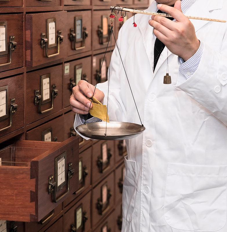 中藥配劑課程分為三個階段,讓學員可由淺入深掌握中藥配劑的基本知識和應用。