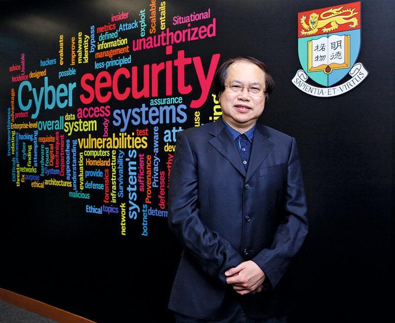 香港大學計算機科學系副教授及「文理學士(金融科技)」課程主任鄒錦沛博士