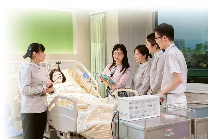 浸大首個護理學學士課程 培育新一代註冊護士 實踐身心社靈服務他人