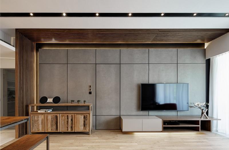 陳狄康認為,室內設計師在滿足客人的要求之餘,也要有個人風格。(圖由9三設計提供)