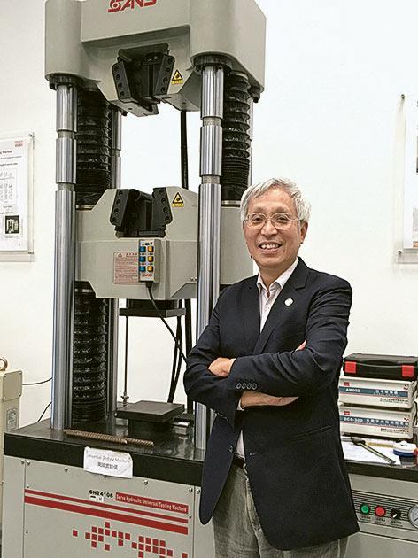 珠海學院副校長(學術)譚國煥教授