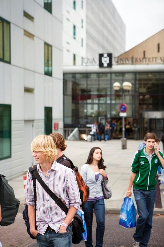 荷蘭的大學分為兩類:研究性大學、應用科技大學。
