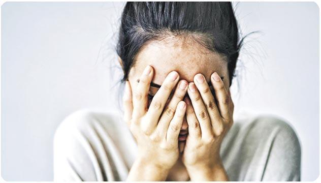 當害羞問題加劇,影響工作、社交及日常生活,有可能變成社交焦慮。(seb_ra@iStockphoto,設計圖片)