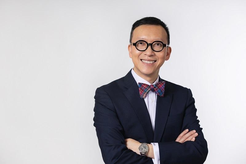 黃彥衡博士 (Dr. Happy)