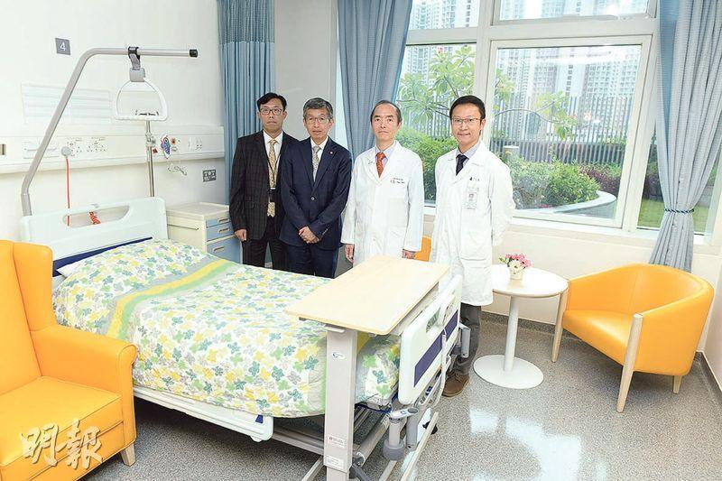 天水圍醫院年底增70病牀