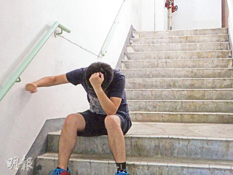 長期處於憤怒狀態,會令情緒低落,容易患高血壓。(資料圖片,設計圖片)