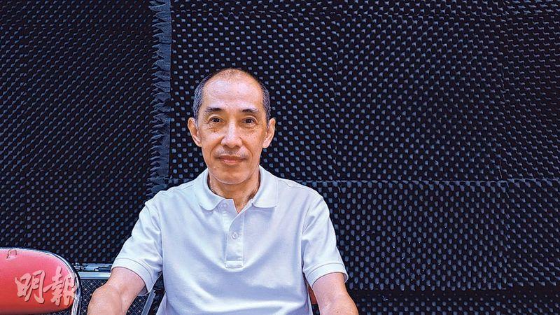 公證專家——鍾德照:香港公証人員協會會長(黃嘉希攝)