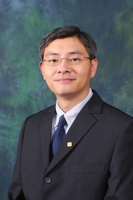 香港理工大學眼科視光學院副教授林國璋博士(相片由香港理工大學提供)