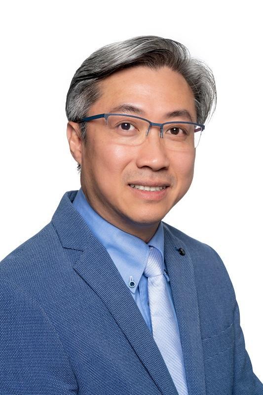 香港安老服務協會永遠榮譽主席陳志育