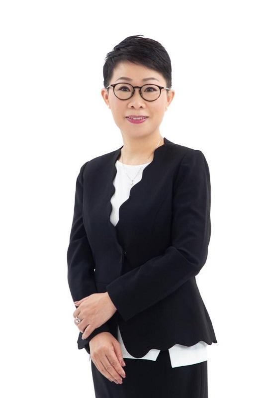 香港老年學會總監陳靜宜