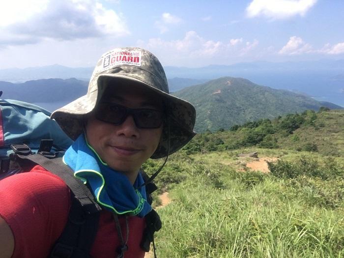 中國香港攀山及攀登總會山藝委員會主席吳銨洋 (Ken Sir)