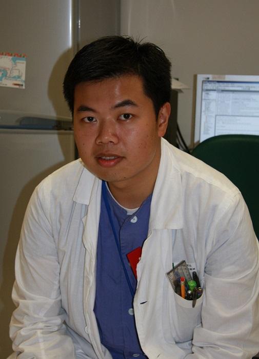 香港義肢矯形師學會 (HKSCPO) 副會長胡傑胡傑 (Don)
