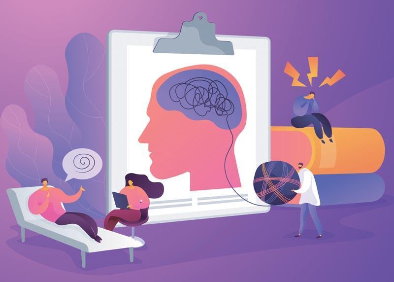 敘事治療是透過特定的提問技巧幫助服務對象喚醒重要的記憶。