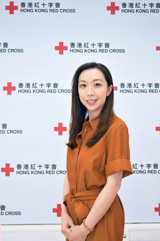 香港紅十字會臨牀心理學家暨心理支援服務主管張依勵博士