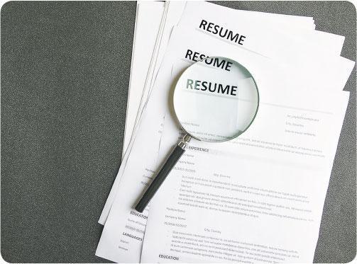 隨時準備——CV不是到求職的一刻才更新,而是要時刻預備最新版本,以應付突如其來的工作機會。(Viktoriia Oleinichenko@iStockphoto)