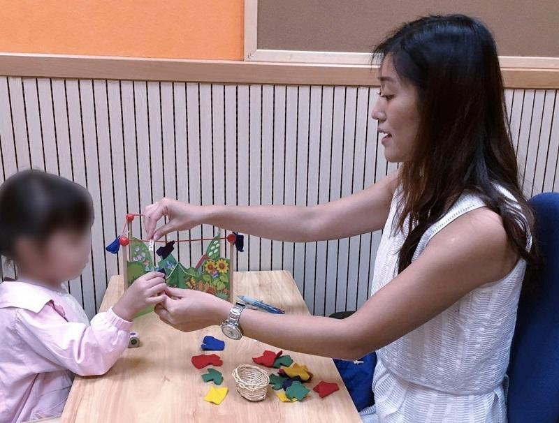 從事兒童範疇的言語治療師,宜擁有活潑個性、喜歡小朋友、多主意和喜歡溝通等性格特質。