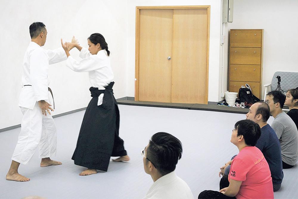 ▲日經學員可透過參加文化活動,享受學習的樂趣之餘,亦能加深對日本文化的認識。