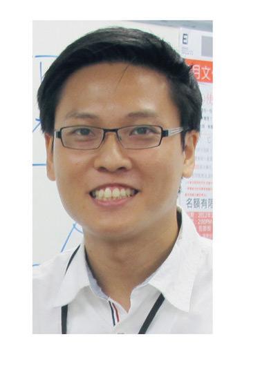 日經文化活動主管Vincent Chung