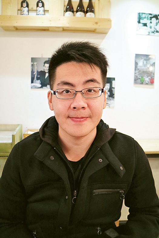 白榮耀 2012年理大「食品科技與食物安全(榮譽)理學士學位」畢業