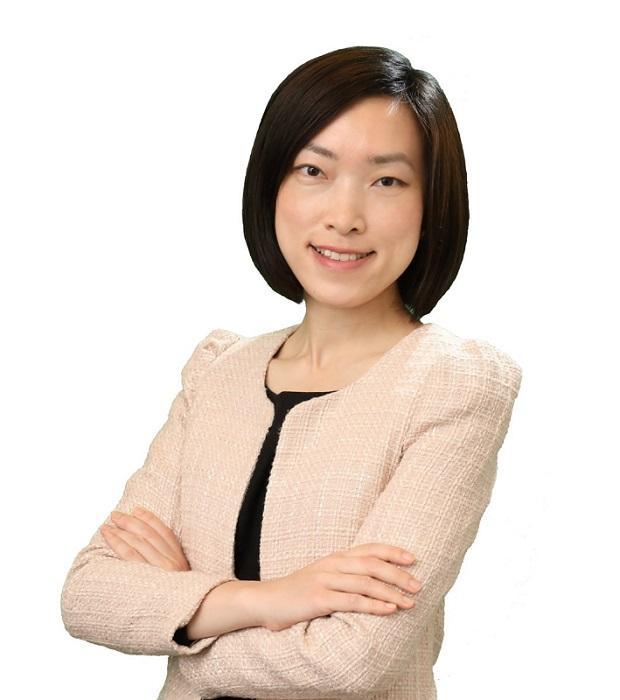 投資者及理財教育委員會教育計劃及統籌經理劉詠琴 (Vicky) [相片由受訪者提供]