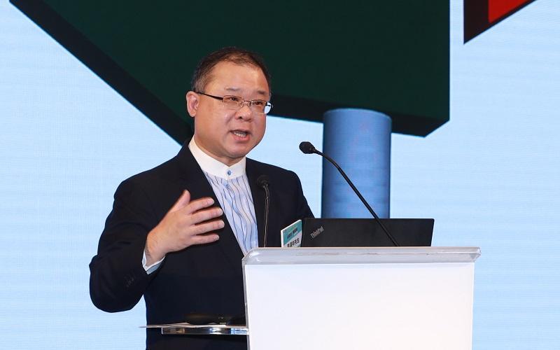 環球管理諮詢董事總經理李漢祥