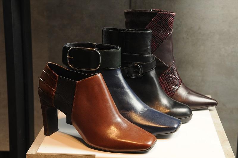 選擇靴子,應根據個人腿型而定。(資料圖片)