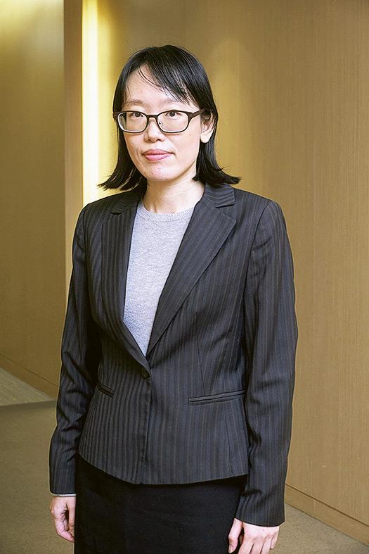 理大應用生物及化學科技學系專任導師李詩盈博士