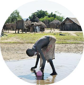 產地拓視野——鍾情咖啡之前,Patrick從沒想過自己會踏足盧旺達、埃塞俄比亞這些國度,體察發展中國家的人民生活。(受訪者提供)