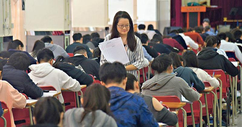 DSE考生人數下跌 選修科最多人報考生物科 綜合科學僅100人