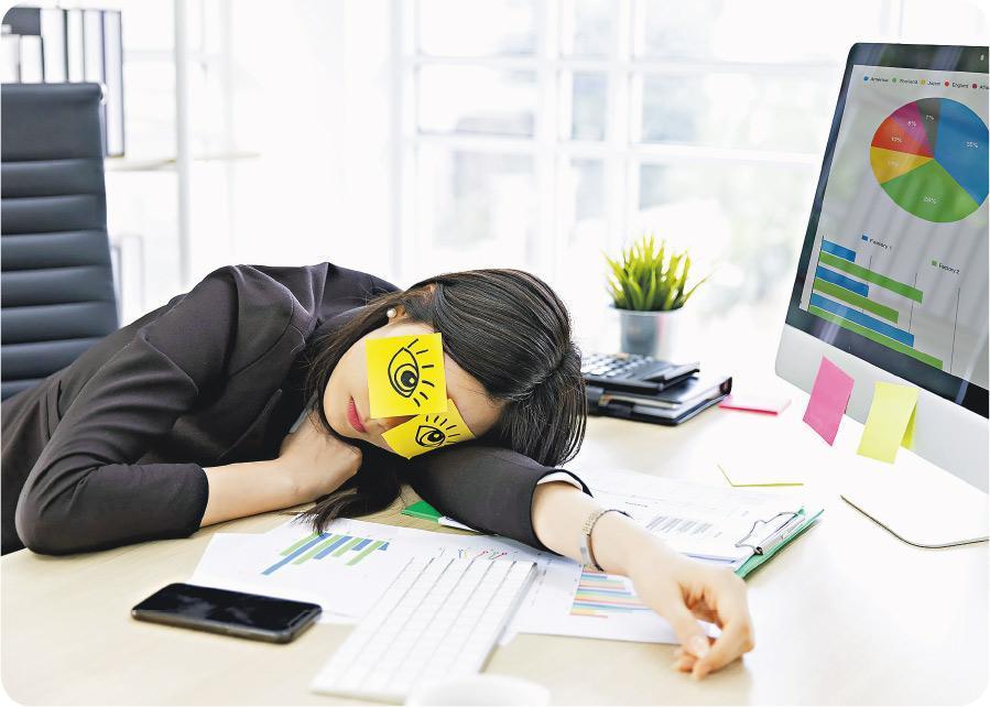 公司設休息室 「飯氣攻心」唞一唞 午睡充電 打工仔更精靈