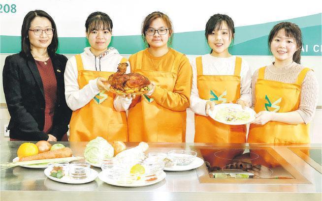 破糖尿飲食「清淡」印象 IVE生自創菜式奪獎