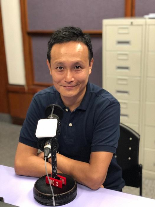香港青年協會青年就業網絡青年工作幹事黃民信
